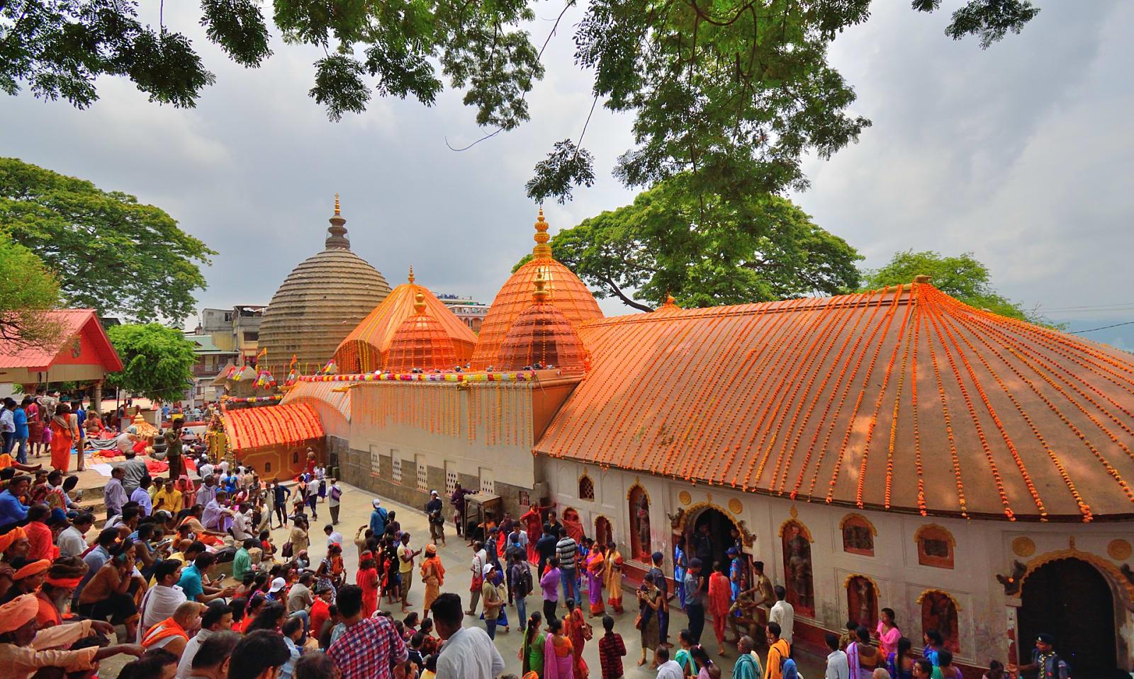 guwahati-kamakhya-temple